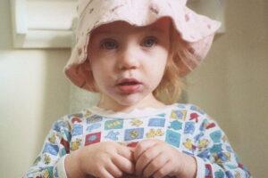 Billie Eilish childhood photo