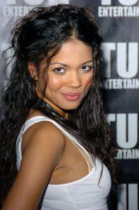 Caption: Actress Kyla Wayans