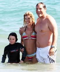 Caption: Doctor Joya Tillem with her family