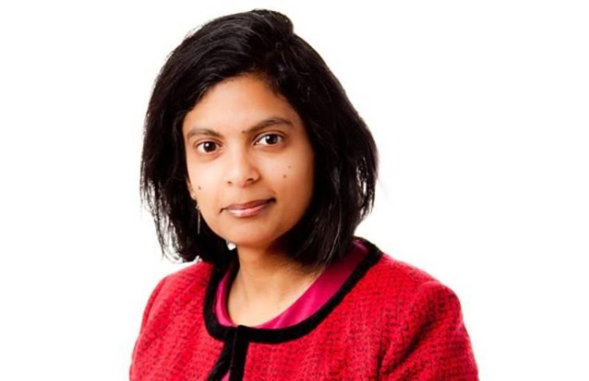 MP Rupa Huq
