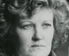 Nora Ann Grania Fricker