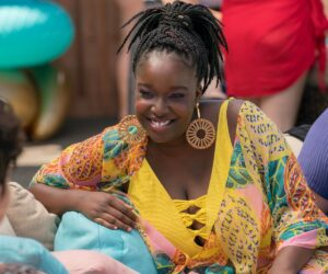 Caption:Actress Lolly Adefope