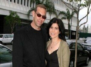 Caption: Nancy and Marc
