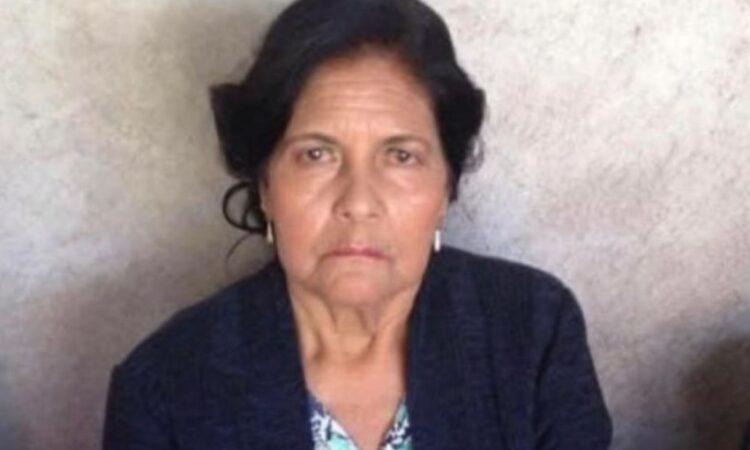 Alejandrina María Salazar Hernández