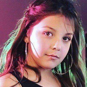 Caption: Olivia Olivarez childhood photo