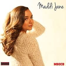 Maddi Jane enjoying single life