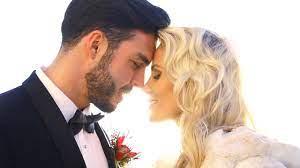 CarlieStylez wedding photo with Jackson