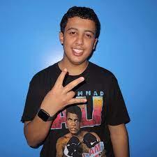Hamzah Saleh on a frame