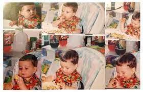 Adam Tyler Berman childhood photo