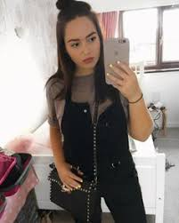 Gabriella Lindley teenage photo