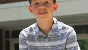 Conner Bobay childhood photo
