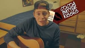 Jonah Green with his guitar